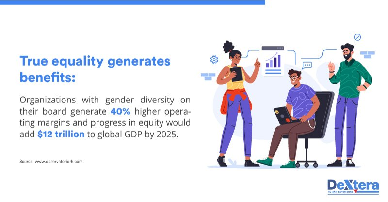true equality generates benefits